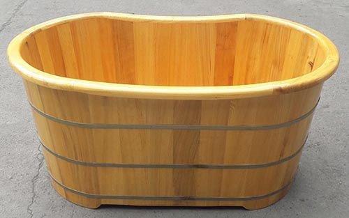 Vận chuyển đường biển bồn tắm gỗ đi Hàn Quốc giá cạnh tranh